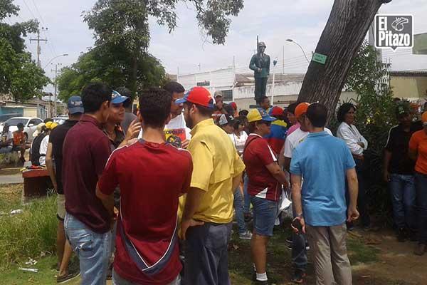 GN prohíbe liberación de periodista detenido en Cumaná | Foto: El Pitazo / Nayrobis Rodríguez