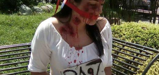 Merideños marcharon por los caídos |Foto: @VenteMerida