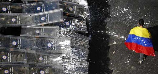 Protestas en Venezuela durante el mes de abril |Foto:  HenriqueCapriles.com