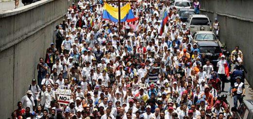 Marcha del silencio #22A |Foto: Reuters