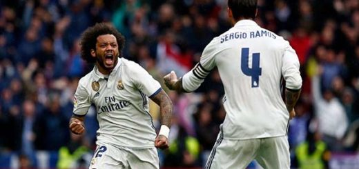 Marcelo goleó al Valencia |Foto: @RealMadrid