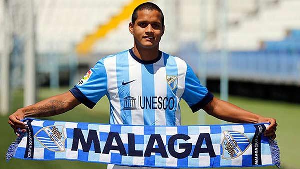 Futbolista venezolano del Málaga, Roberto Rosales |Foto: GV