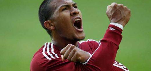 Salomón Rondón, futbolista venezolano |Foto: Meridiano