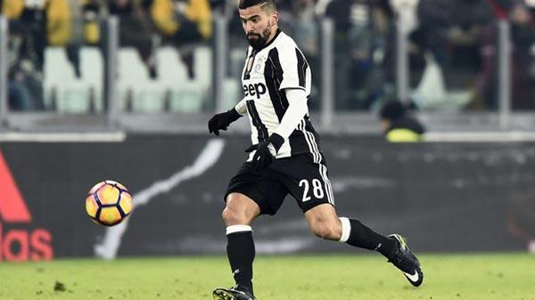 Tomás Rincón, futbolista venezolano en la Juventus | Foto: Cortesía