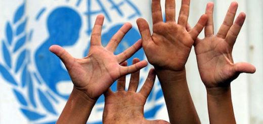 Unicef exige respetar los derechos de los niños en Venezuela | Foto: Archivo