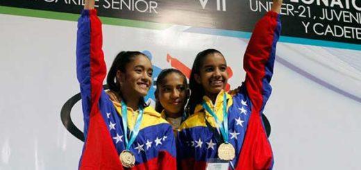 Venezuela ganó el Campeonato Centroamericano y del Caribe de Karate Do | Foto: @IND_Vzla