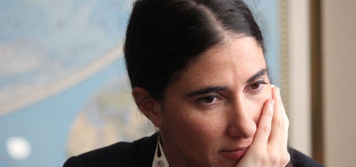 Yoani Sánchez, periodista y bloguera cubana   Foto: VOA