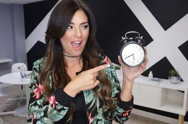 Andreina pronto lanzará un canal de YouTube | Créditos: Instagram