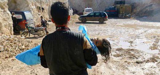 Secretario general de la ONU denuncia crímenes de guerra en Siria tras ataque químico | Foto: Reuters