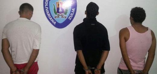 Detenidos tres hombres que forzaban a menores a cometer actos delictivos