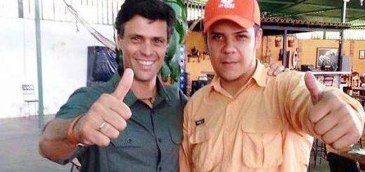 Franklin Gómez Ruiz, concejal de Voluntad Popular |  Foto: El Nacional