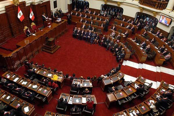 Congreso de Perú aprobó expulsar al Embajador venezolano de Lima   Foto referencial