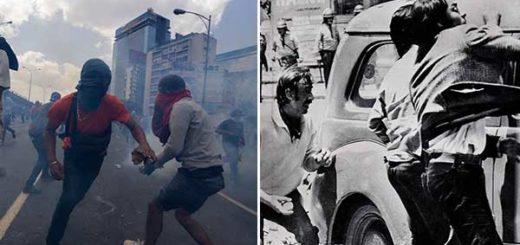 En Venezuela, al igual que en Chile, hay una atmósfera de inestabilidad