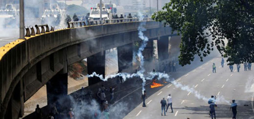 Costa Rica condena altos niveles de violencia y represión en Venezuela | Foto: Reuters