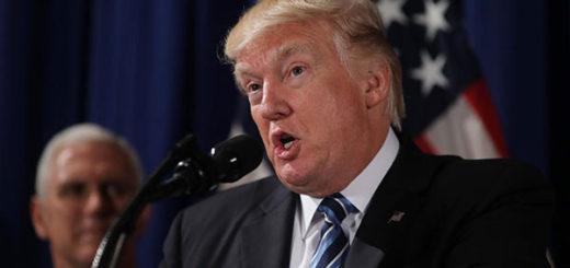 Donald Trump, Presidente de Estados Unidos | Foto: Cortesía
