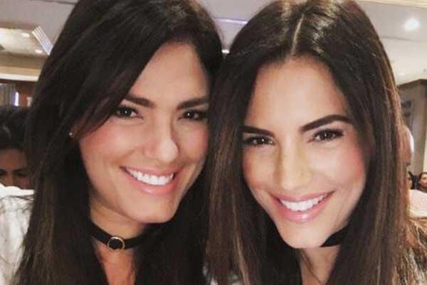 Andreína y Gaby Espino | Foto: Instagram