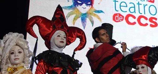 Festival de Teatro de Caracas   Foto referencial