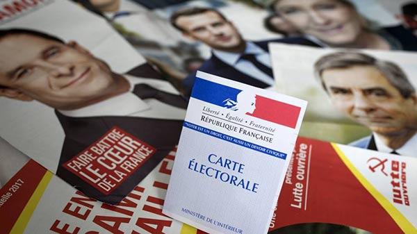 Elecciones presidenciales de Francia | Foto: EFE
