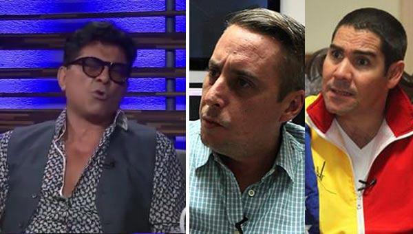 Franklin Virgüez arremete contra Roque Valero y Winton Vallenilla