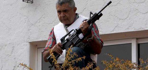 General Ángel Vivas | Foto: EFE