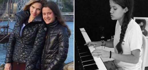 Hija de Camila Canabal le canta a Venezuela | Composición: NotiTotal