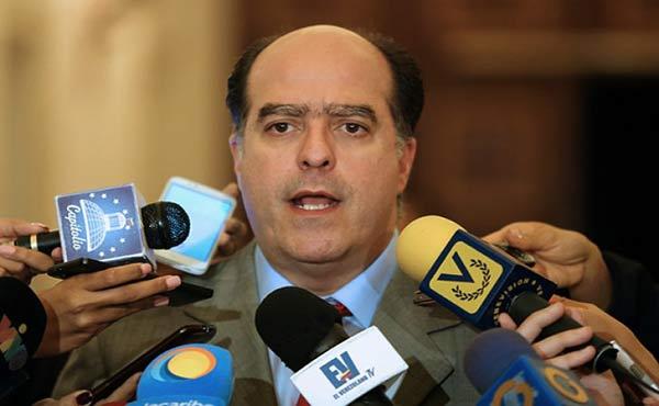 Julio Borges, Presidente de la Asamblea Nacional (AN) | Foto: Cortesía