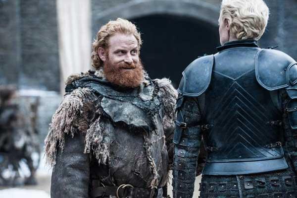 Tormund (Kristofer Hivju).  (HELEN SLOAN / HBO / HBO)