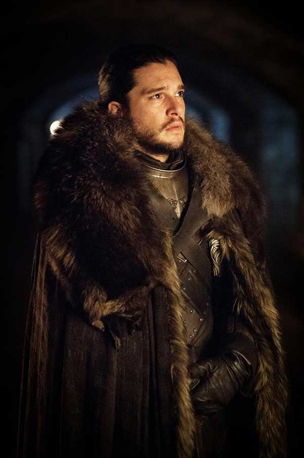Kit Harington como Jon Snow. (HELEN SLOAN / HBO / HBO)