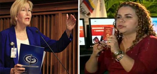 Iris Varela: La Fiscal no puede cuestionar las decisiones de la Sala Constitucional | Captura de video