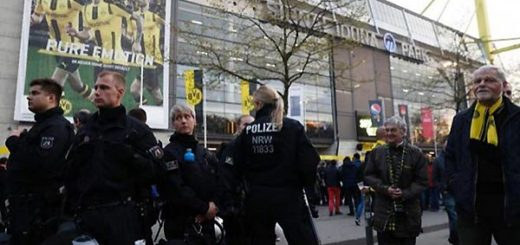Estadio de Borussia Dortmund | Foto: AFP