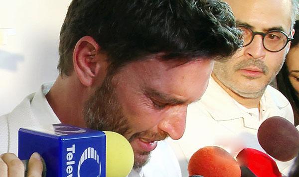 Julián Gil habla entre lágrimas sobre su ruptura con Marjorie De Sousa | Foto cortesía
