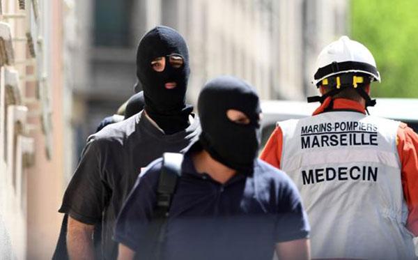 Detenidos dos yihadistas que preparaban atentado en Francia | Foto: AFP