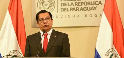 Destituyen a ministro de Interior de Paraguay tras disturbios en la Asunción | Foto: Archivo