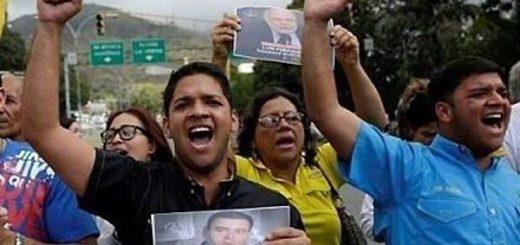 Hermanos detenidos por el SEBIN, José y Alejandro Sánchez