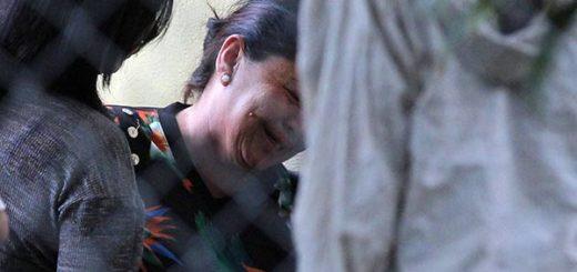 Madrasta del joven asesinado en Petare | Foto: Alexandra Blanco