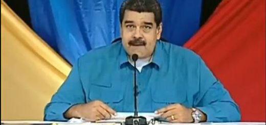 Nicolás Maduro, ofrece anuncios en materia salarial |Captura de video