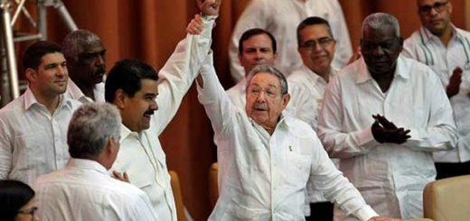 Países del Alba respaldan a Maduro ante tensión política en Venezuela | Foto: @PresidencialVen