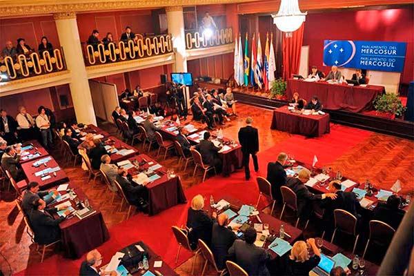Parlamento del Mercosur (Parlasur) |Foto cortesía