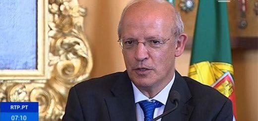 Ministro de negocios extranjeros de Portugal, Augusto Santos Silva / Foto: RTP.PT