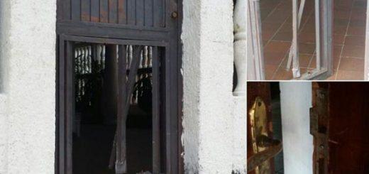 Roban la casa del diputado José España | Foto: Twitter