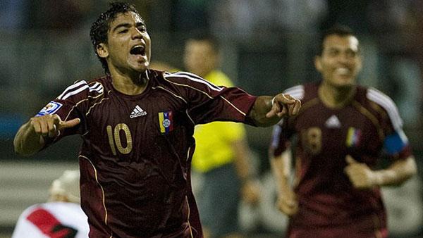 Ronald Vargas | Foto: Archivo