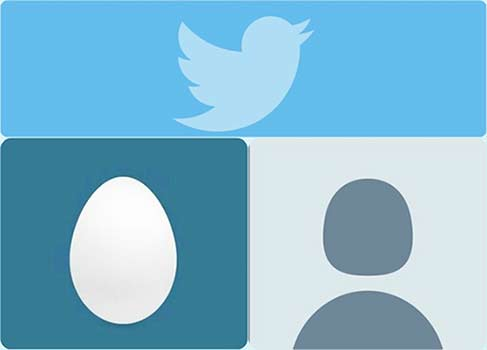 Twitter cambió el icono del huevo |Foto: Zabalaaldia