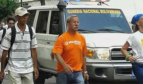 Dirigente de Voluntad Popular en El Valle  Foto: Twitter