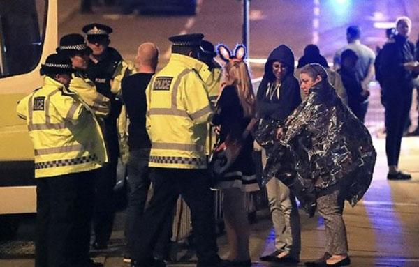 El Estado Islámico se reivindicó el atentado en Manchester Arena | Foto: Agencias