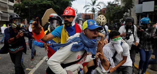 Actualizan balance de manifestantes detenidos, heridos y muertes   Foto: Reuters