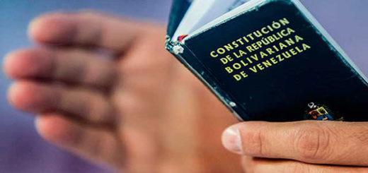Constitución de la República Bolivariana de Venezuela (CRBV) | Imagen de referencia