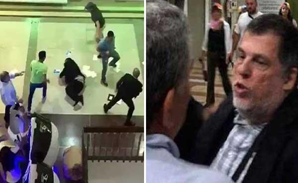 Familiares del hombre golpeado en el CCCT se pronunciaron | Captura de video