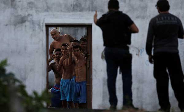 Se fugaron 91 presos de una cárcel brasileña   Foto: Reuters