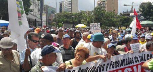 Marcha de los abuelos  #12May | Foto: Eduardo Ríos
