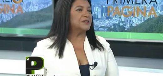 Alcaldesa Chavista, Liliana González |Captura de video